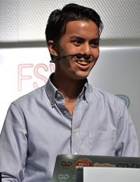 株式会社Prosbee 代表取締役 笠井レオ